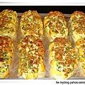 香蔥肉鬆麵包