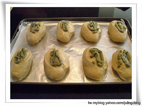 海苔蒜奶麵包11