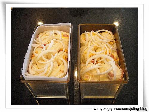火腿乳酪湯種土司12