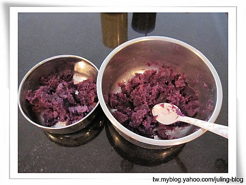 紫薯麵包2