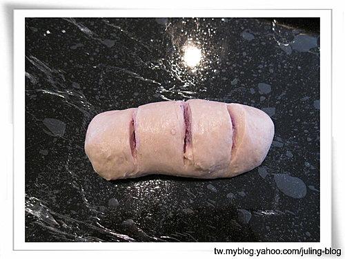 紫薯麵包11
