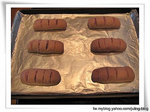 紫薯麵包12