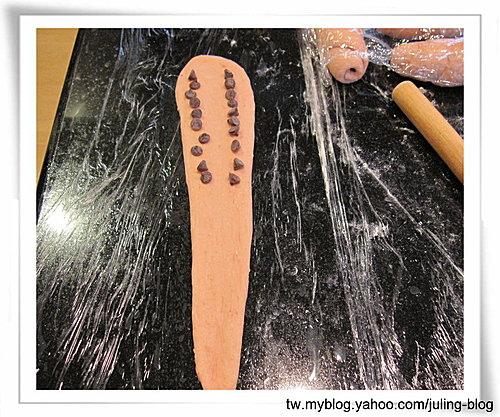 紅麴麵包捲9