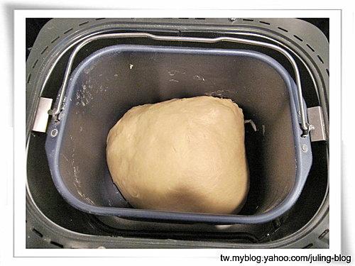 起司熱狗捲麵包3
