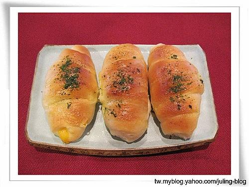 起司熱狗捲麵包11