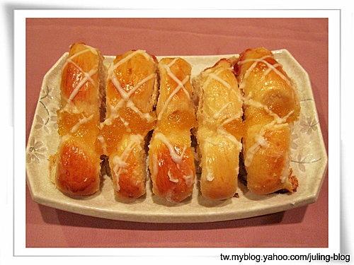 雙味果醬麵包13
