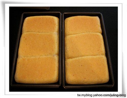 紅蘿蔔燕麥土司10