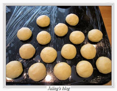 菠蘿布丁麵包10