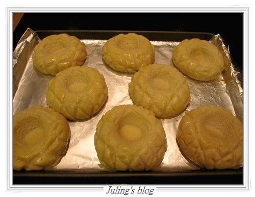 菠蘿布丁麵包17