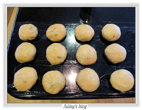 黑糖桂圓麵包14
