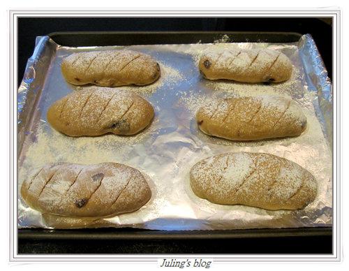 黑糖桂圓麵包20