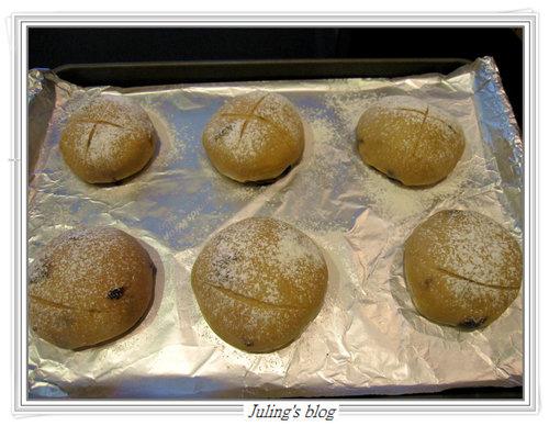黑糖桂圓麵包21