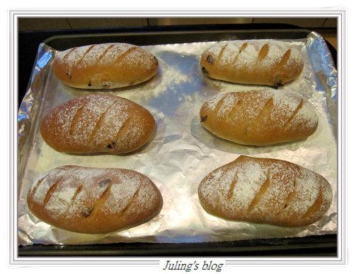 黑糖桂圓麵包22