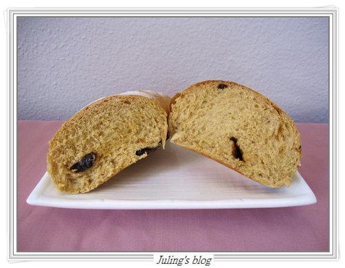 黑糖桂圓麵包24