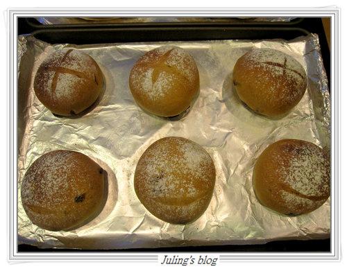 黑糖桂圓麵包23
