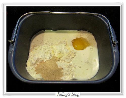 伯爵奶茶麵包1