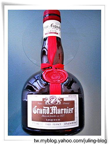 白蘭地桔子酒