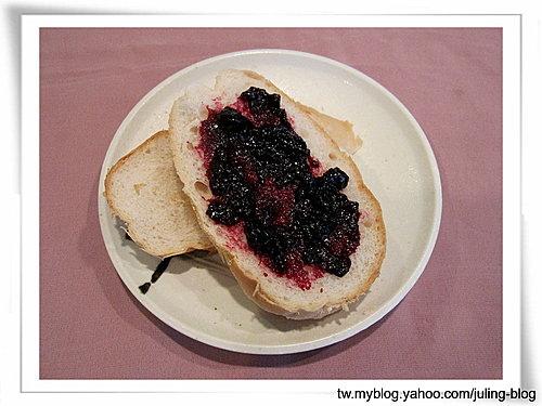自製藍莓果醬