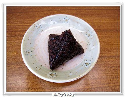 桂圓紫米粽