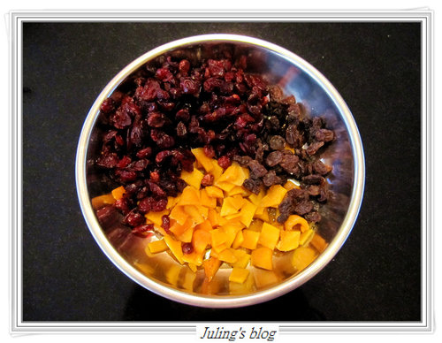 堅果水果酥1