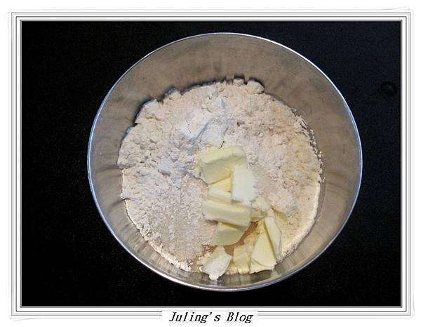 椰蓉酥做法1