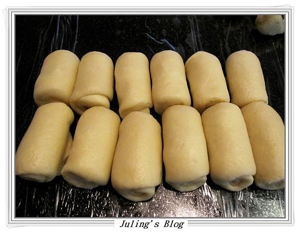 椰蓉酥做法12