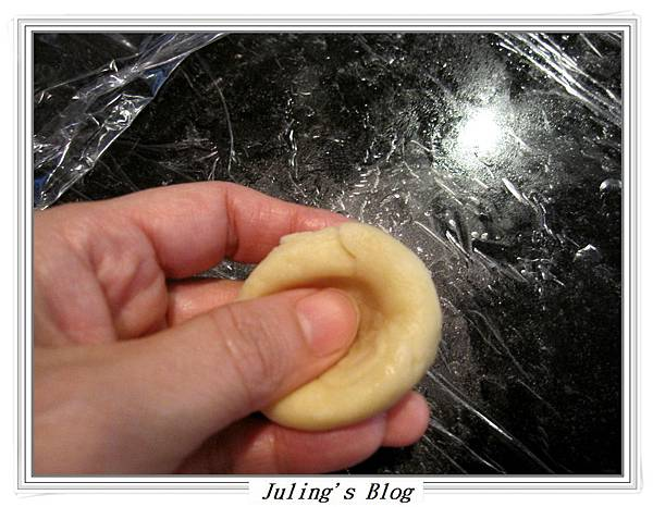 椰蓉酥做法15
