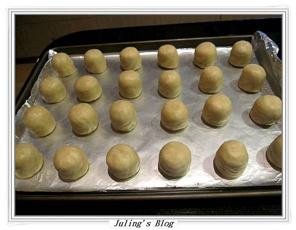 椰蓉酥做法18