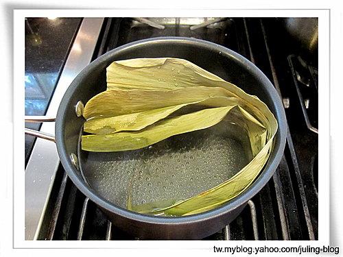水晶粽(西谷米)1