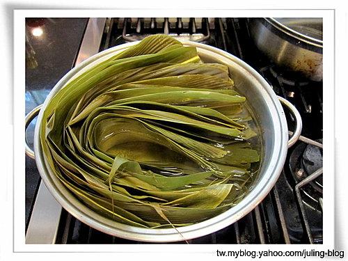 五穀養生素粽11