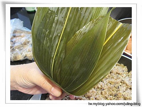 五穀養生素粽15