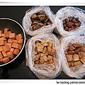 五穀養生素粽14