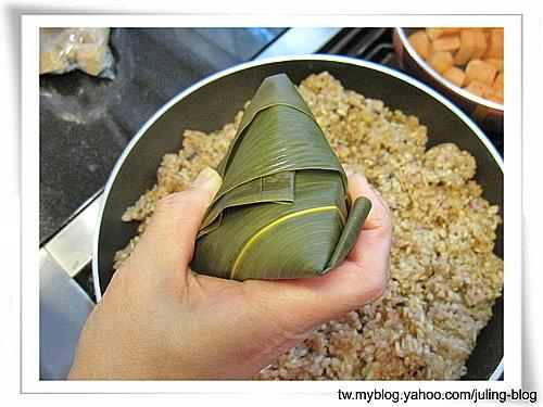 五穀養生素粽19