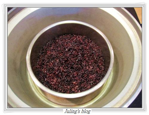 桂圓紫米粽7