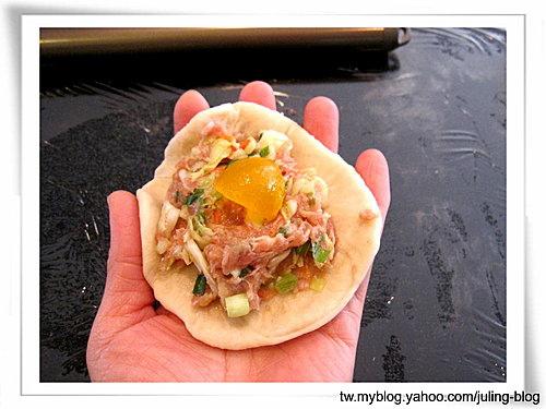 蛋黃高麗菜破酥包13