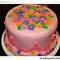 蛋糕裝飾2-Fondant Cake1.jpg