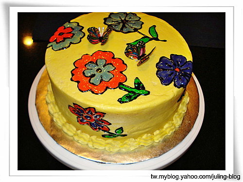 蛋糕裝飾2-Stained Glass Cake1.jpg