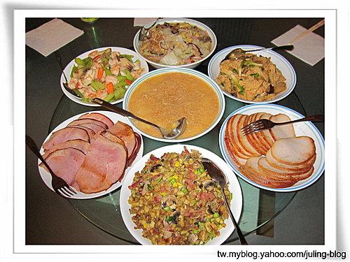 2009感恩節晚餐1.jpg