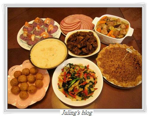 2011感恩節晚餐1.jpg