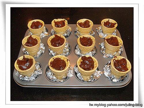 布朗尼甜筒杯蛋糕8.jpg