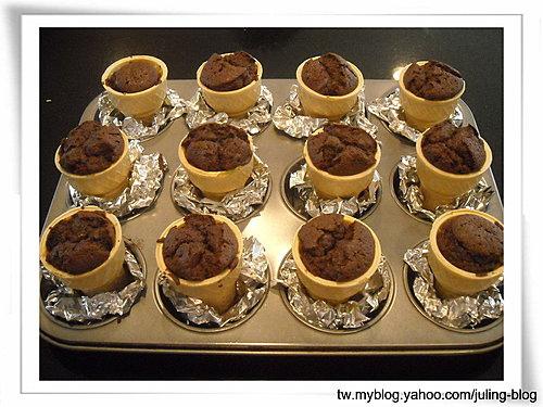 布朗尼甜筒杯蛋糕9.jpg