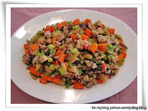 鮮蔬榨菜炒肉末8.jpg