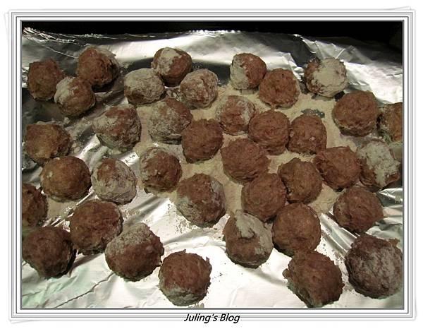Ikea Swedish Meatballs做法8.JPG