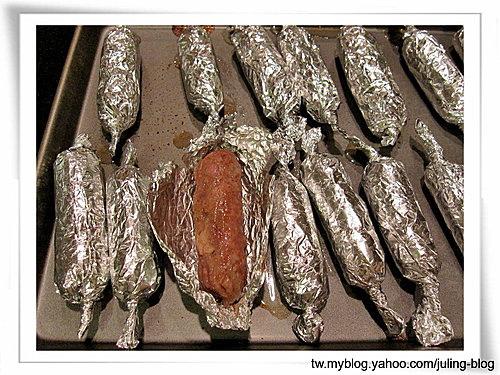 簡易紅麴香腸(免用腸衣)11.jpg