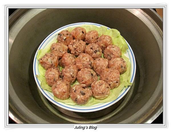 高麗菜肉丸做法7.JPG