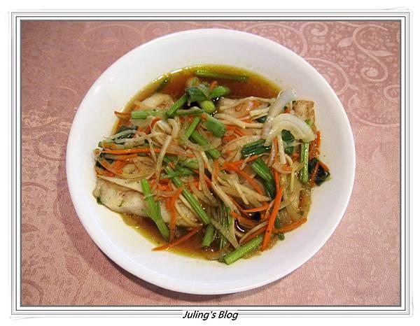 大頭菜紙包魚1.JPG