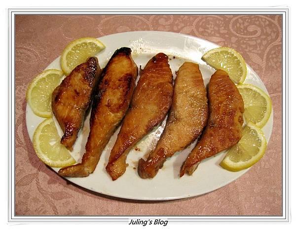 薑味蜜汁鮭魚1.JPG