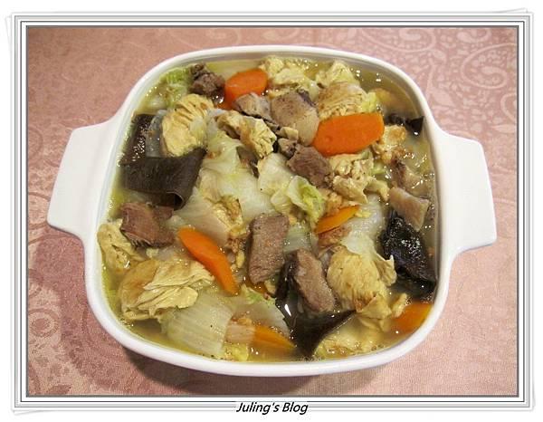 鹹豬肉滷白菜1.JPG