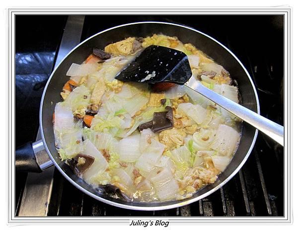 鹹豬肉滷白菜做法9.JPG