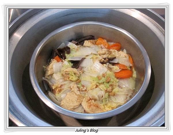 鹹豬肉滷白菜做法10.JPG